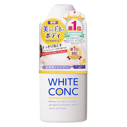 White Conc Medicated Body Shampoo CII 360ml