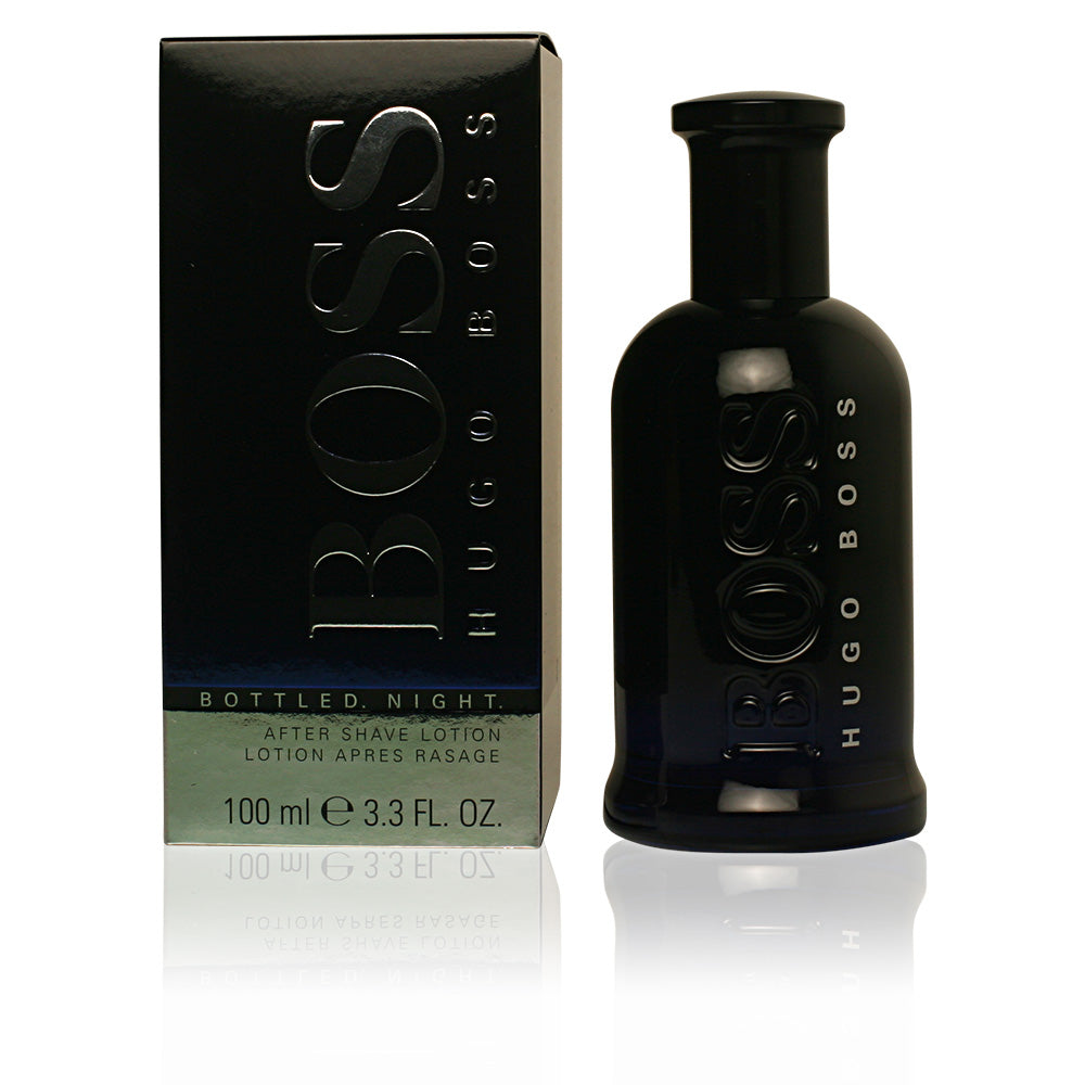 website for discount detailed look to buy Hugo Boss BOSS BOTTLED NIGHT after-shave – Anybrands.de