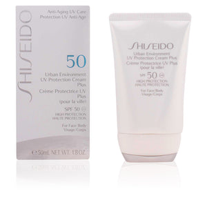 Shiseido URBAN ENVIRONMENT uv protection crema plus SPF50