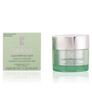 Clinique SUPERDEFENSE NIGHT recovery moisturizer PMG