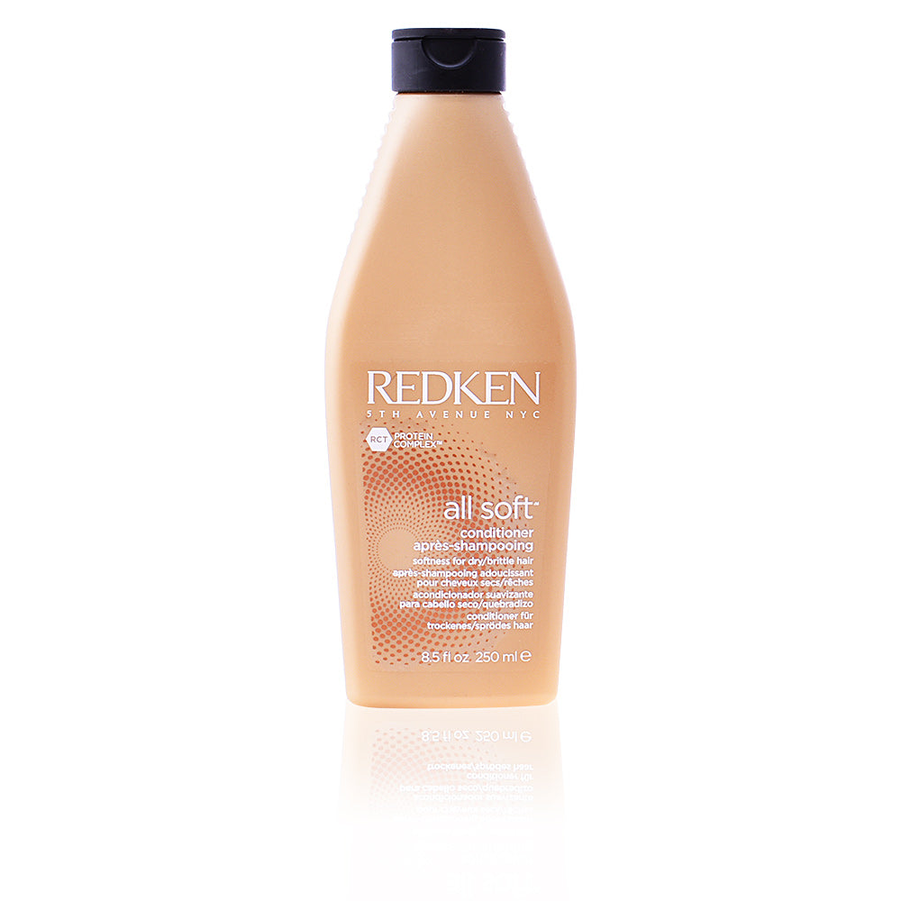 Redken ALL SOFT conditioner après shampooing
