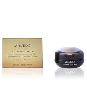 Shiseido FUTURE SOLUTION LX eye & lip cream