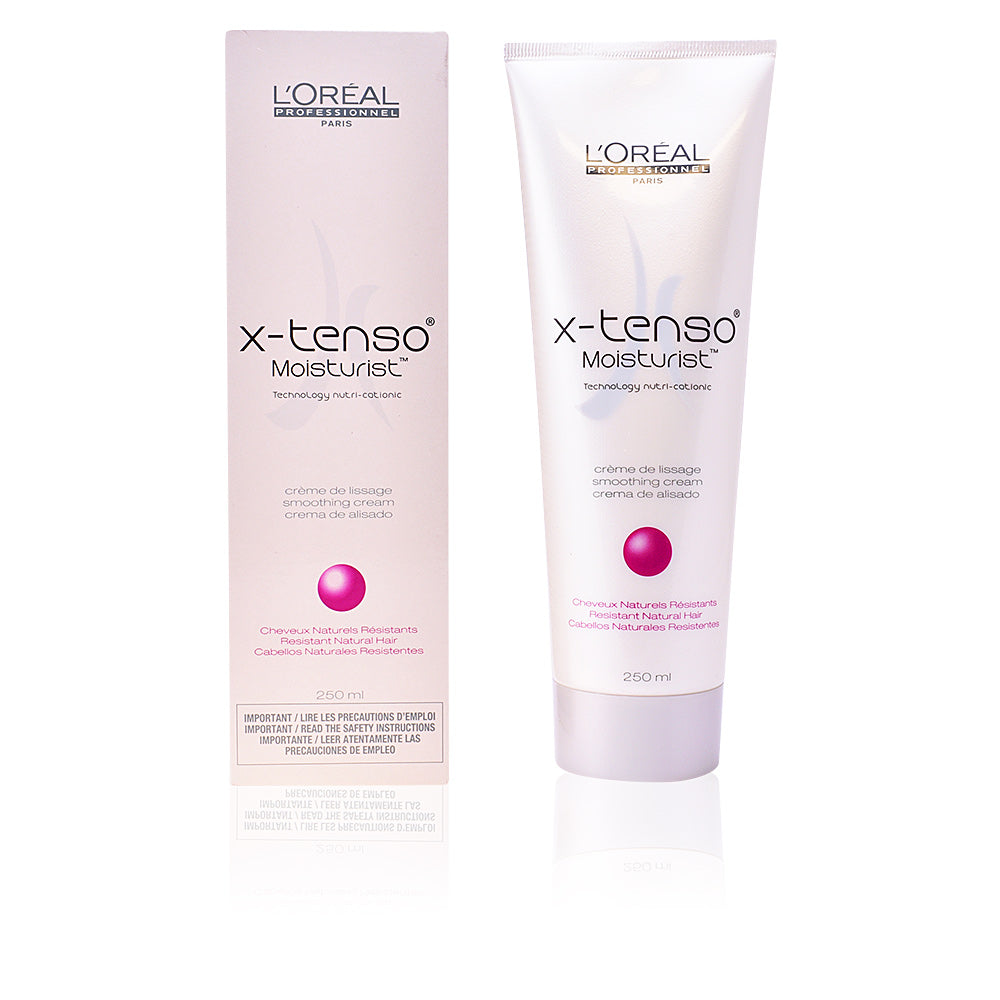 L'Oréal Expert Professionnel X-TENSO smoothing cream resistant natural hair