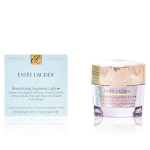 Estée Lauder REVITALIZING SUPREME LIGHT+ global anti-aging creme
