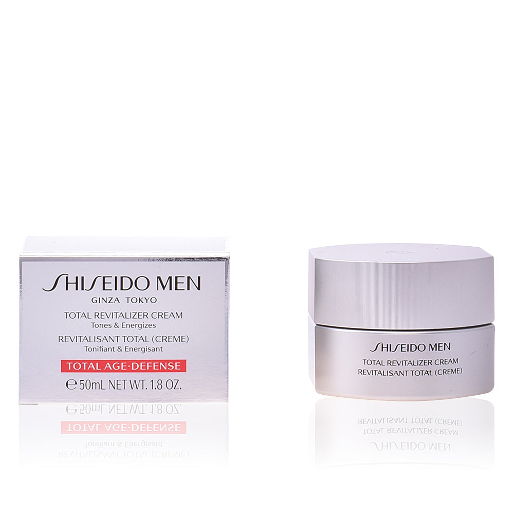 Shiseido MEN total revitalizer 50 ml