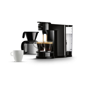 Philips Senseo Switch 2 In 1 Pad Und Filterkaffeemaschine Schwarz Hd7892 60