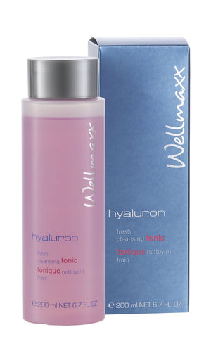 Wellmaxx hyaluron fresh cleansing tonic