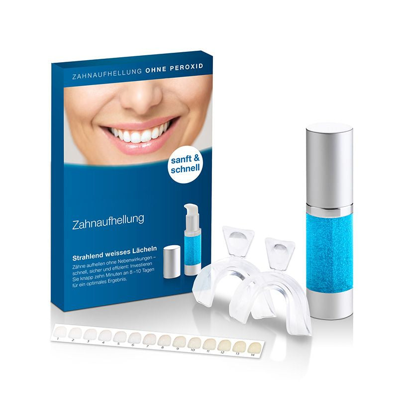 Techmira Cleany Teeth Zahnaufhellung Kit