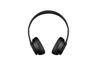 BEATS Solo 3 Wireless, On-ear Kopfhörer Bluetooth Schwarz