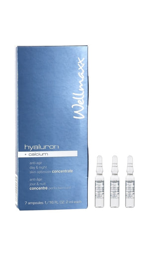 Hyaluron Anti Age Day Night Skin Optimizer Concentrate Calcium