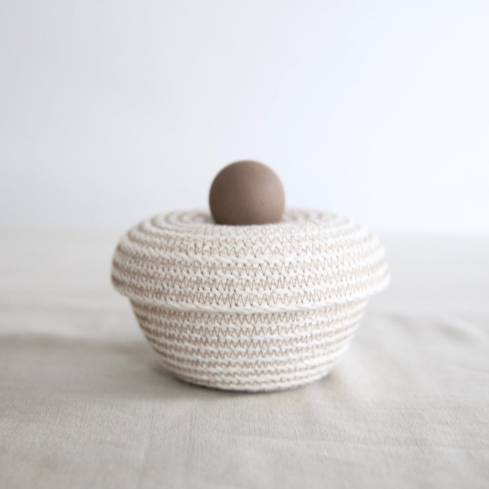 Small Knob Storage Basket