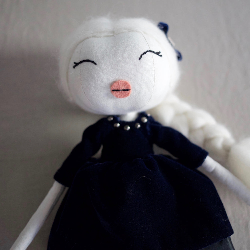 Handmade Heirloom Doll