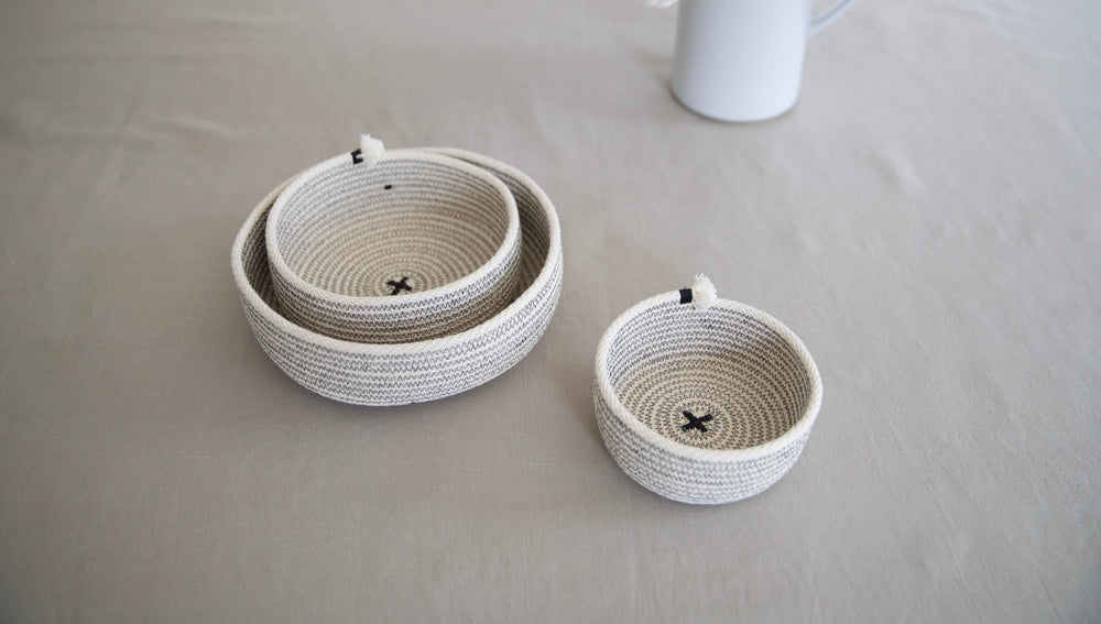 Small Table Baskets