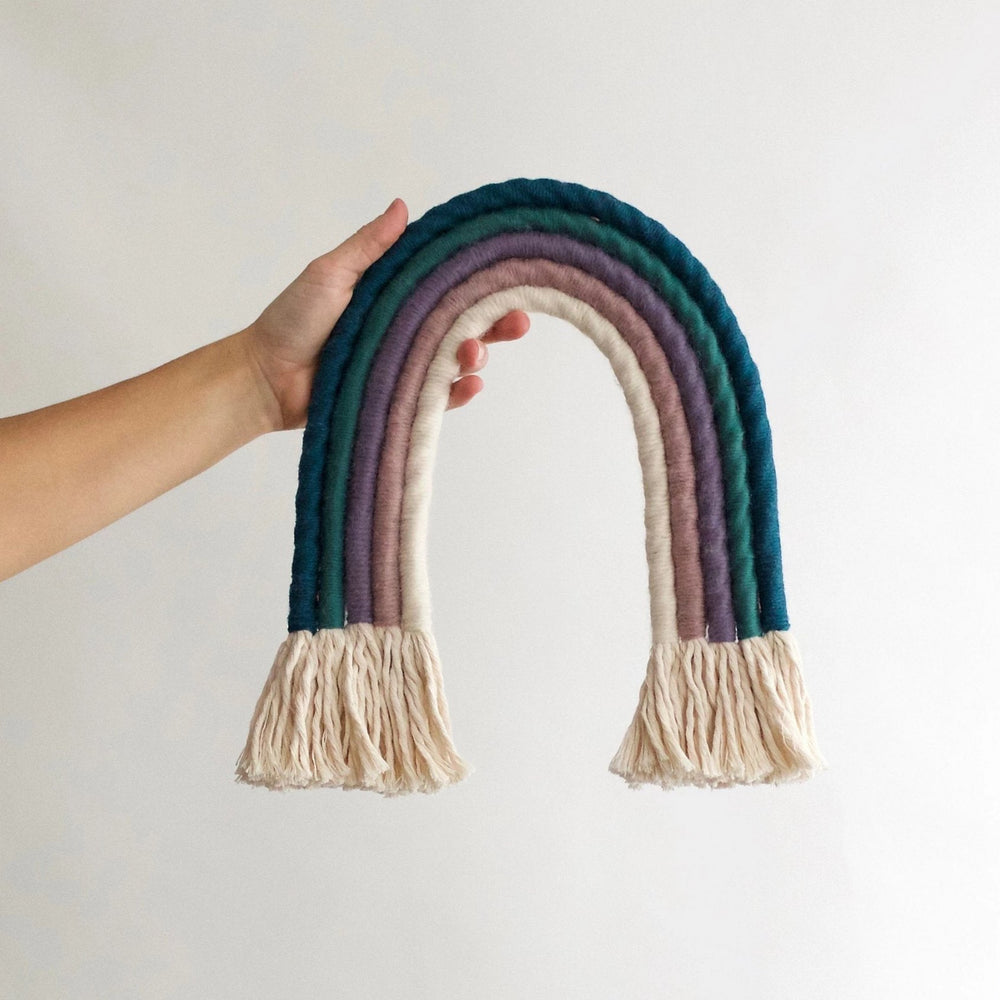 Made To Order Rainbow Wall Hanging