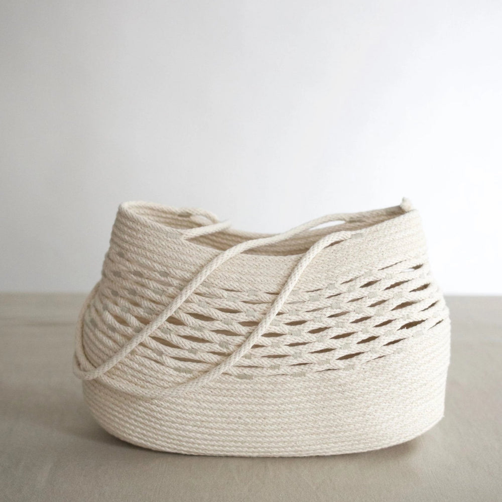 Summer Net Rope Beach Bag