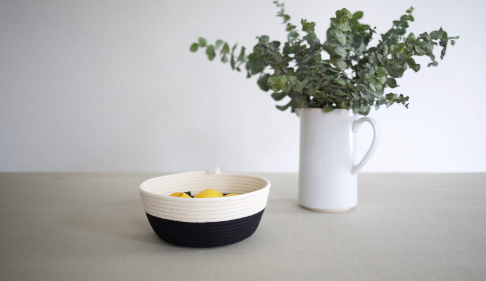 Two Tone Table Bowl