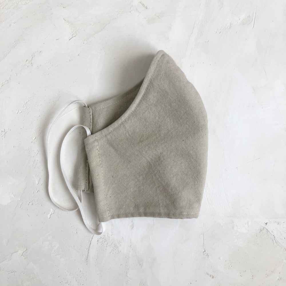 Non-Toxic Dyed Cotton Facemask