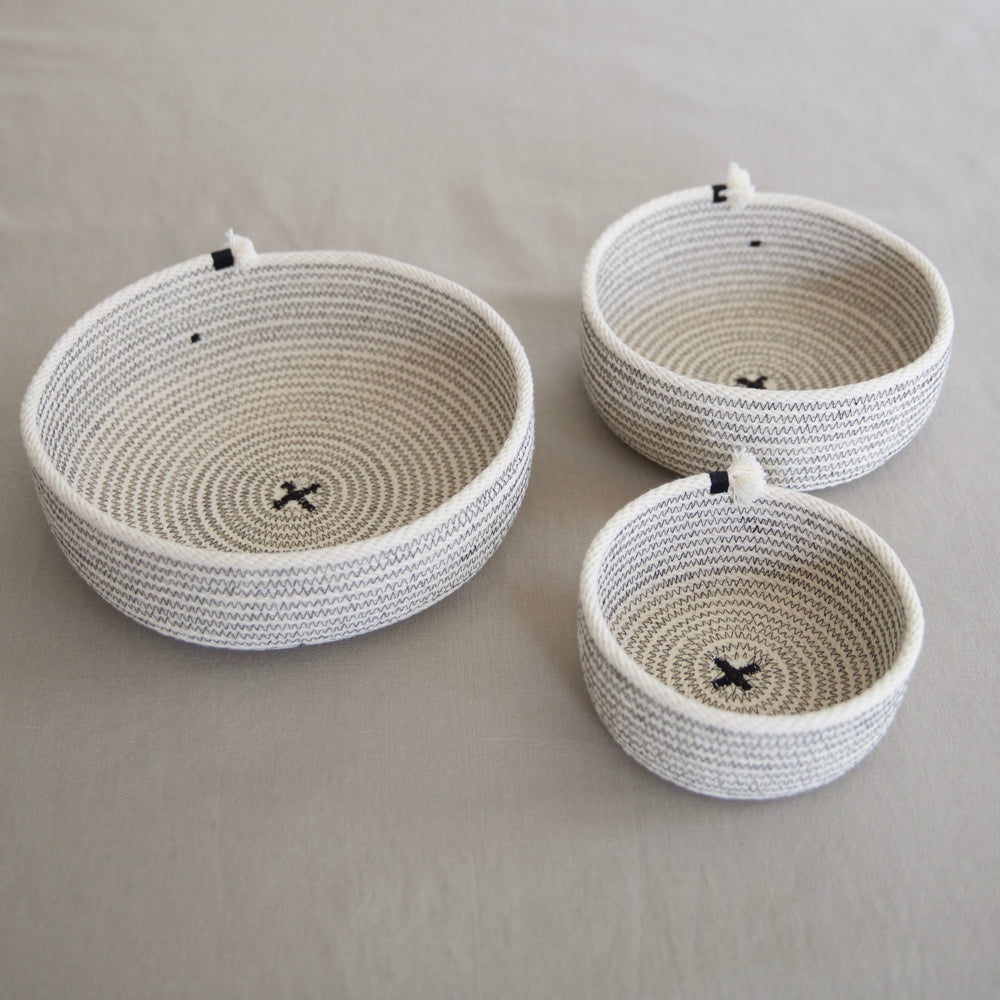 Nesting Baskets (set of 3)