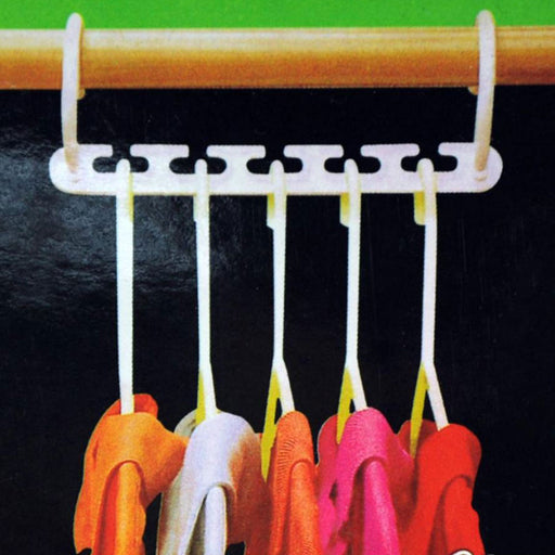 Multifunctional Space Saving Hangers