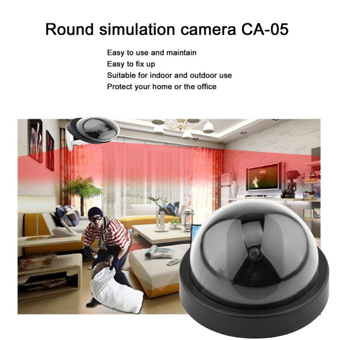 Wireless Dummy Dome Security CCTV Camera