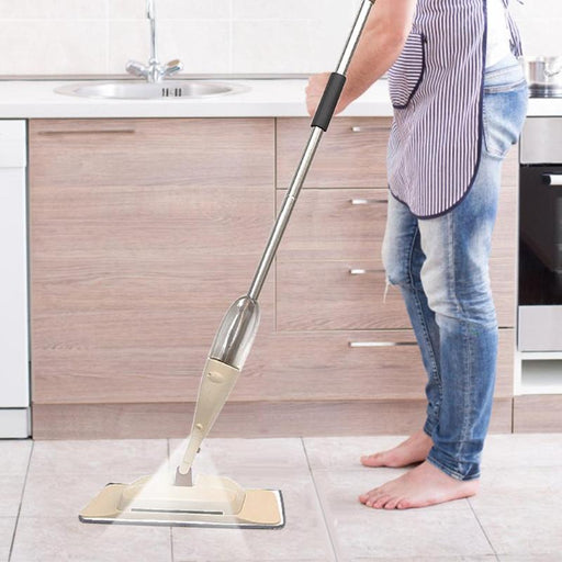 360 Cleaning Spray Mop