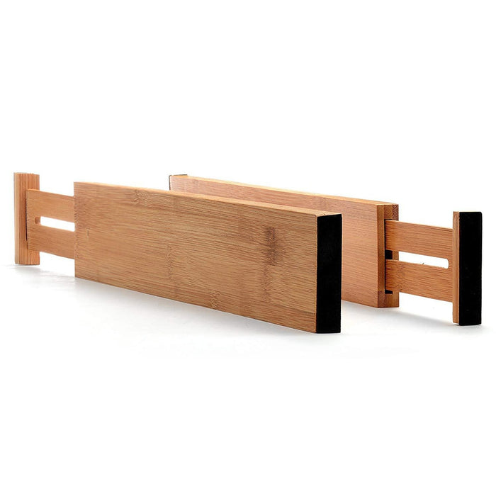 Adjustable Wooden Drawer Dividers