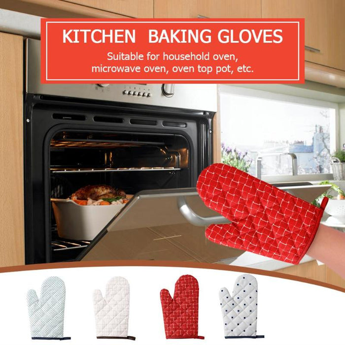 Heat Insulation Oven Mitts