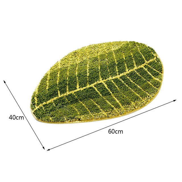 3D Leaf Carpet