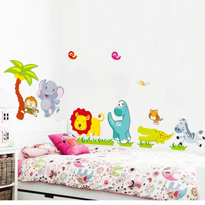 Animals 3D Wall Stickers