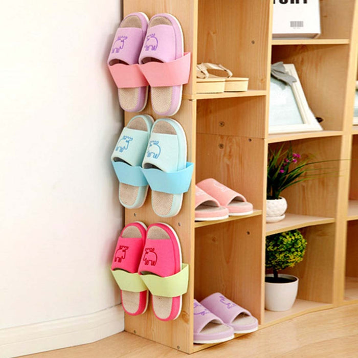 Wall Hanging Shoes Holder