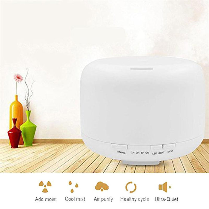 Ultrasonic Timer Air Humidifier
