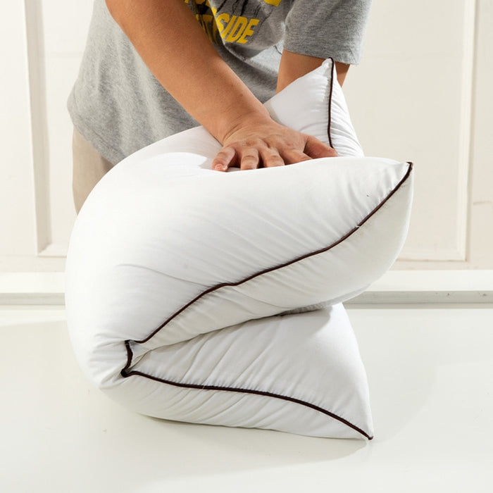 Dual-Purpose Pillow with Super Soft Fabrics
