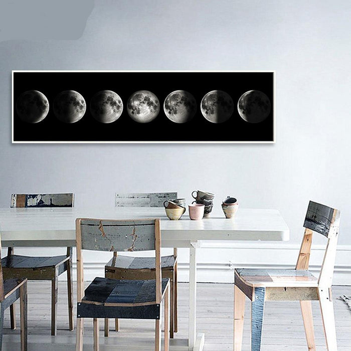 Eclipse of The Moon Poster