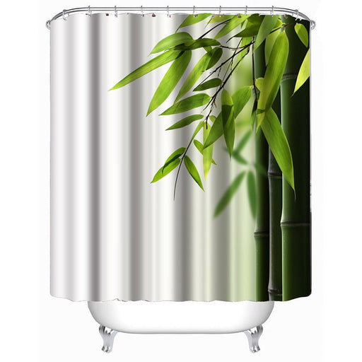 Bamboo Shower Curtains