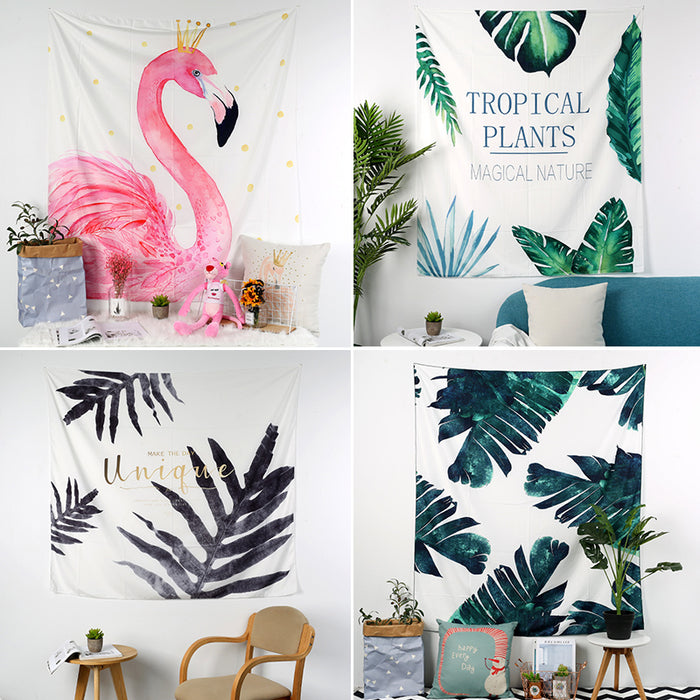 Tropical Wall Tapestries
