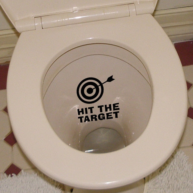Toilet Stickers