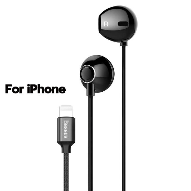 6D Stereo Control Bass Earphone