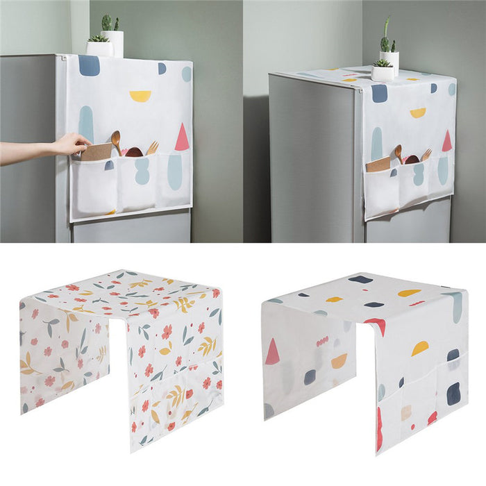 Multi-Functional Fridge Cover