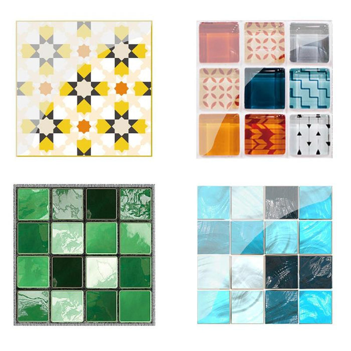 Waterproof Tiles Sticker