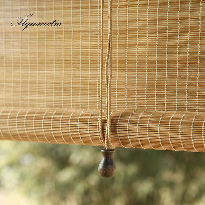 Natural Wood Window Blinds