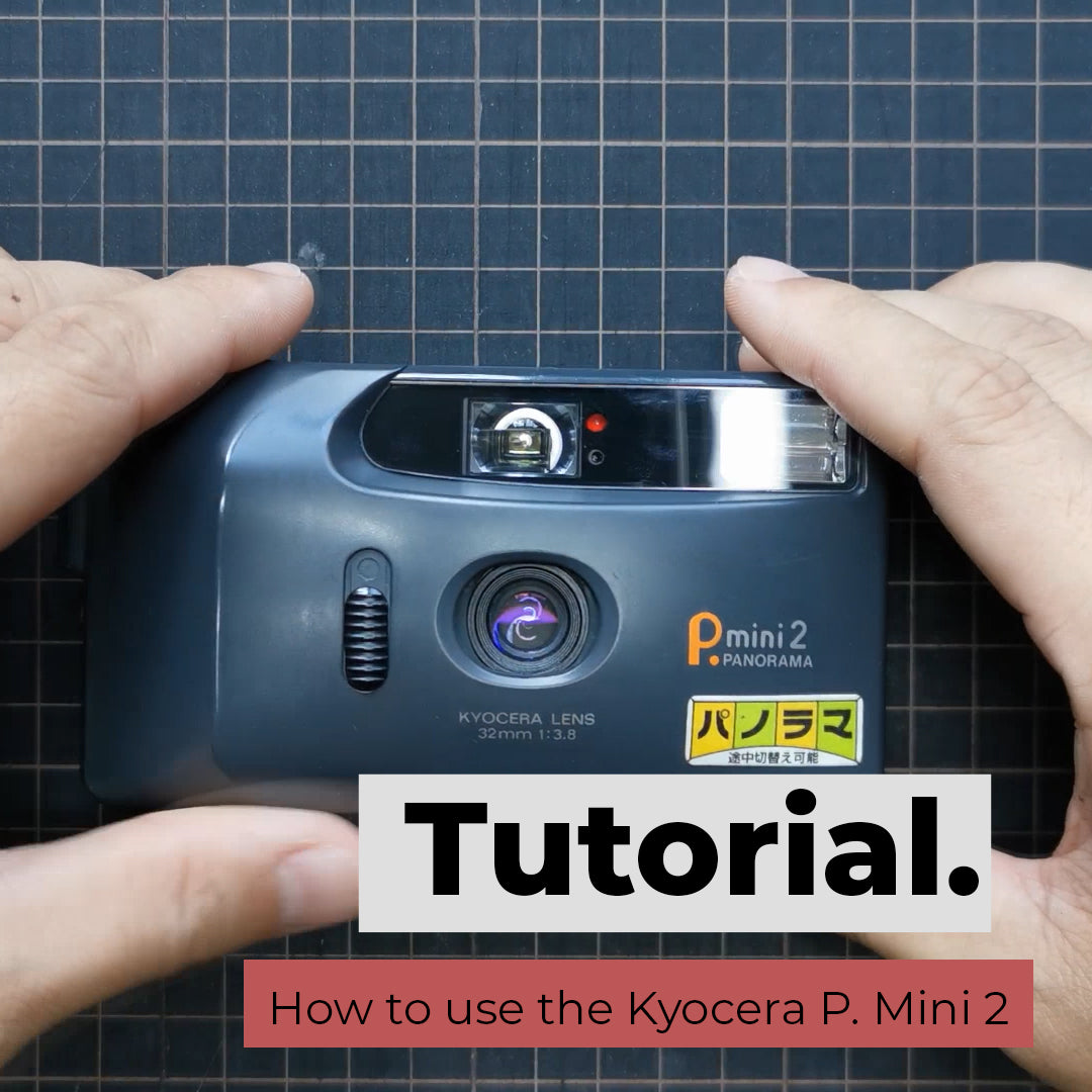 How to use Kyocera P. Mini 2