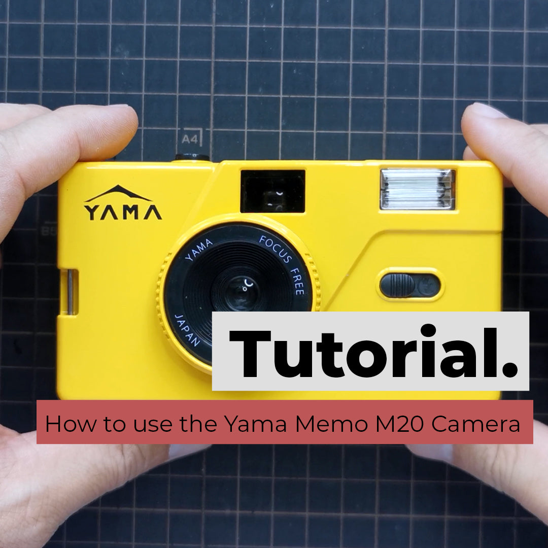 How to use the Yama Memo M20 Camera