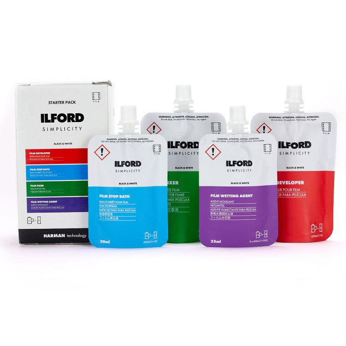 Ilford Simplicity Starter Pack Singapore - 8storeytree