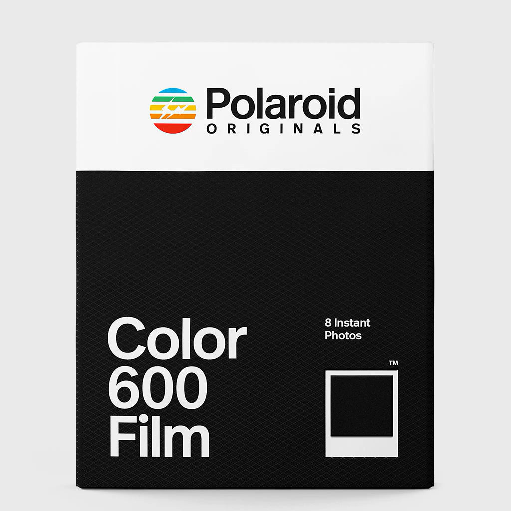 Color Film for Polaroid 600 | Fragment Frame Edition