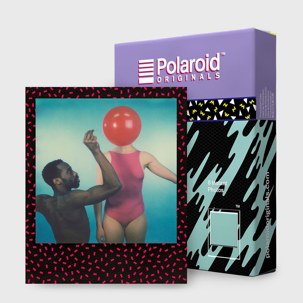 Color Film for Polaroid 600 | Pop Deco Edition