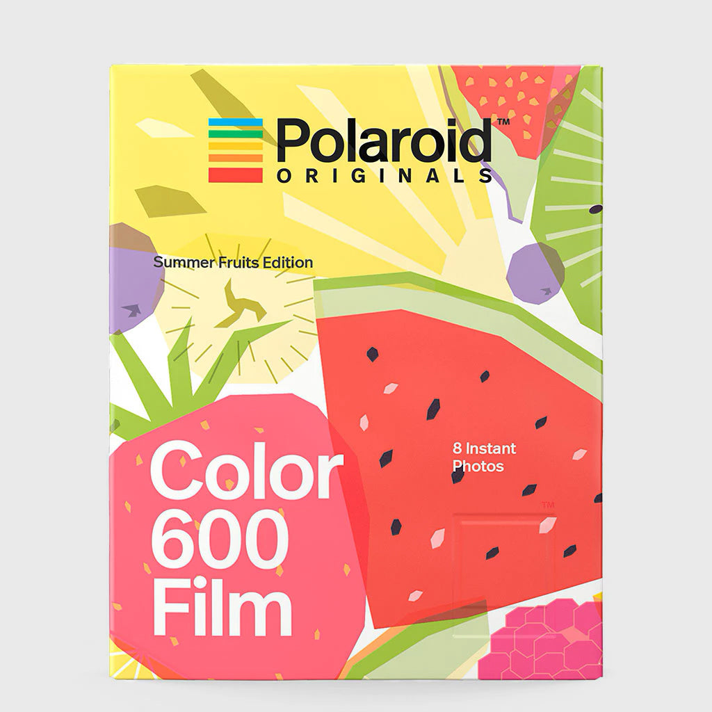 Color Film for Polaroid 600 | Summer Fruits Edition