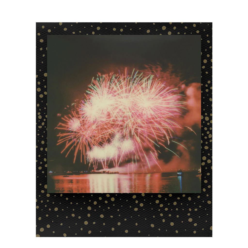 Color Film for Polaroid 600 | Gold Dust Edition[product_tag] Singapore - 8storeytree