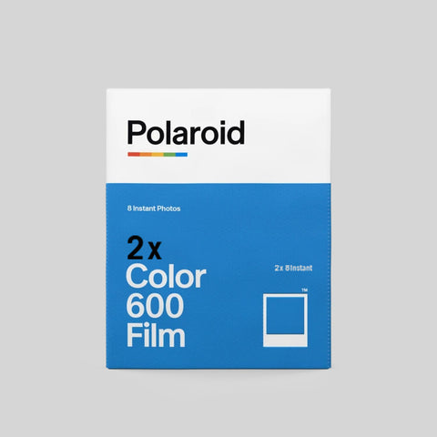 Color Film for Polaroid 600 | Twin