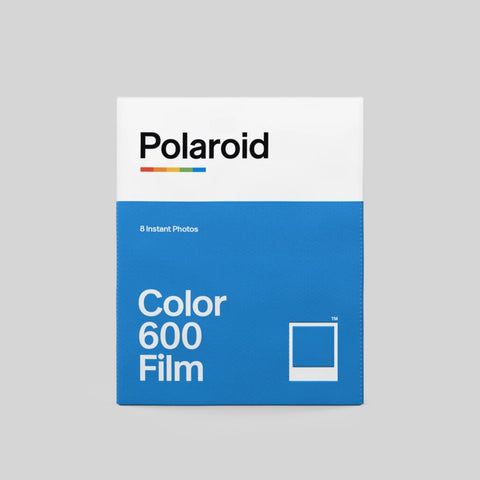 Color Film for Polaroid 600