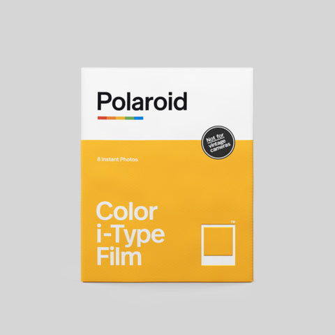 Color Film for Polaroid I-Type